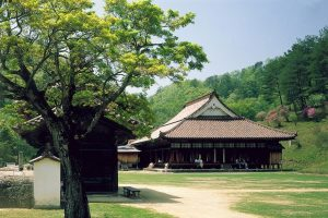 L'école Shizutani