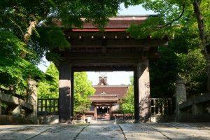 Le sanctuaire Nakayama