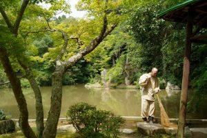 Expérience de zazen au Sōgen-ji