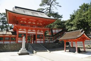 Le Sanctuaire Hinomisaki