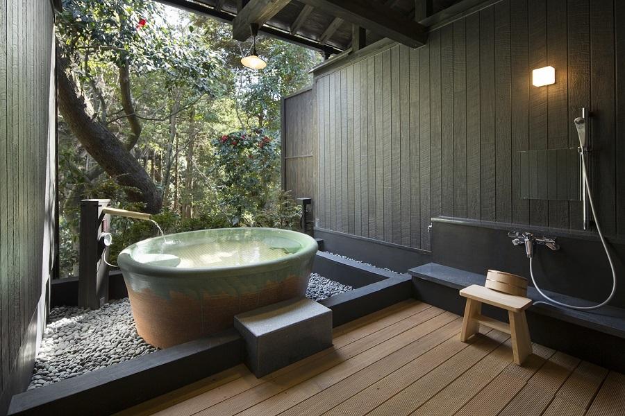 Hakone Yuryo : l'onsen pour les visiteurs