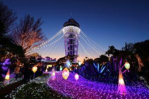 """Shonan no hoseki"" : L'illumination d'Enoshima"