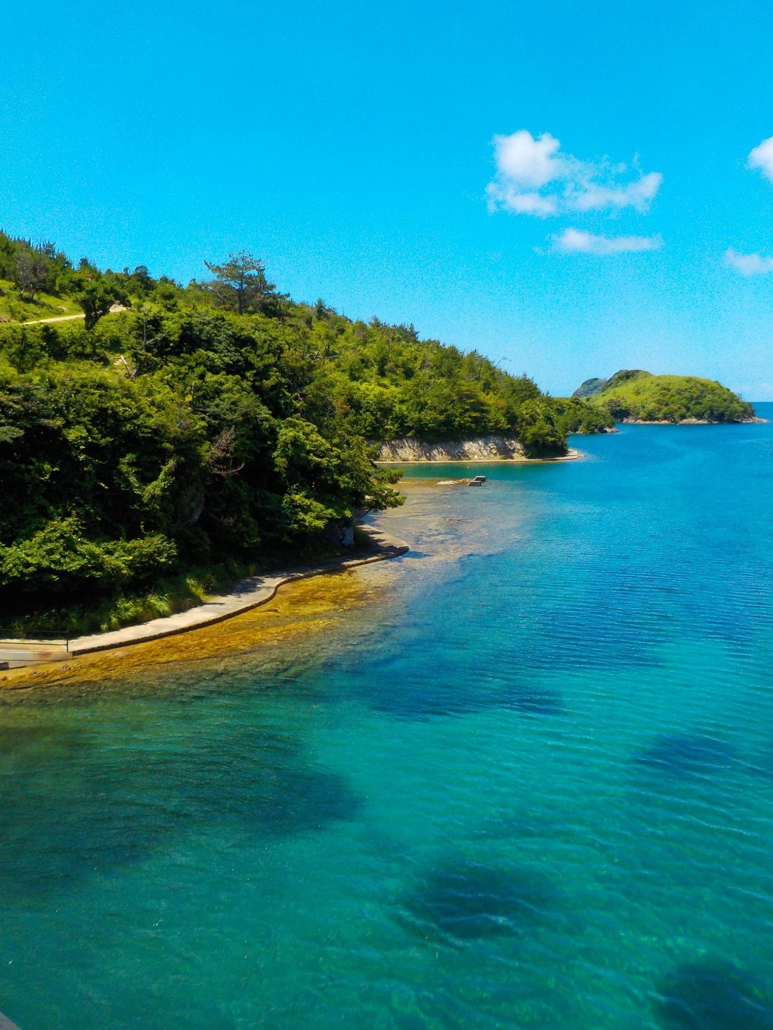 Les îles Oki