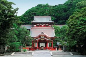 Le sanctuaire de Tsurugaoka Hachimangū