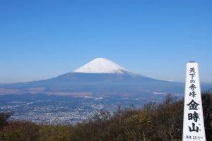 Randonnée sur le Mont Kintoki