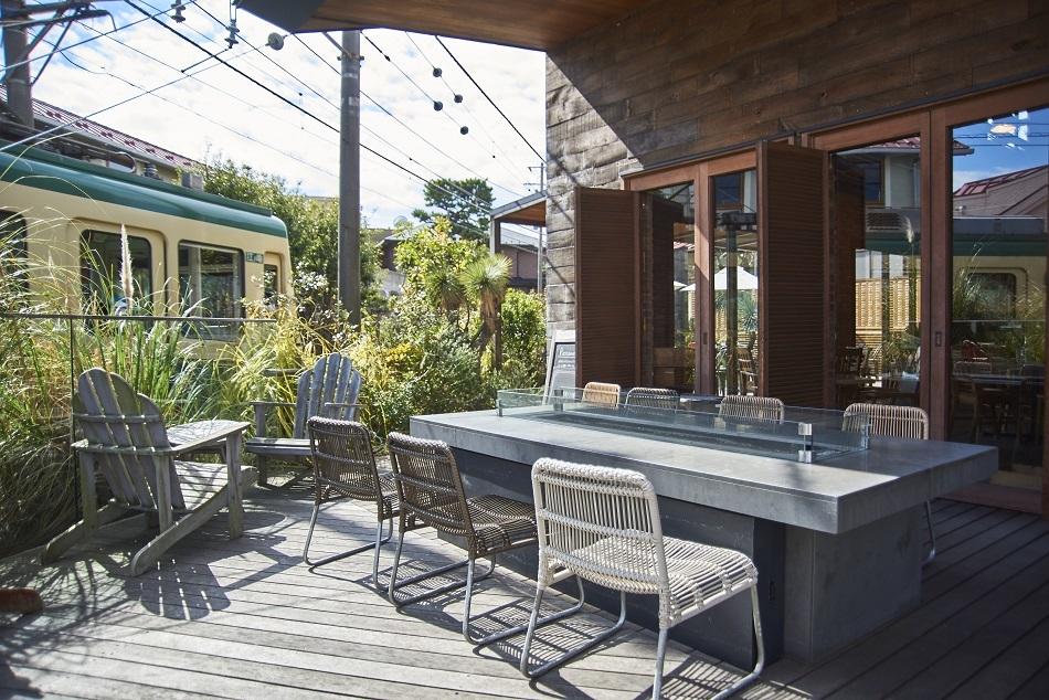 AWkitchen Garden Kamakura: un restaurant atypique