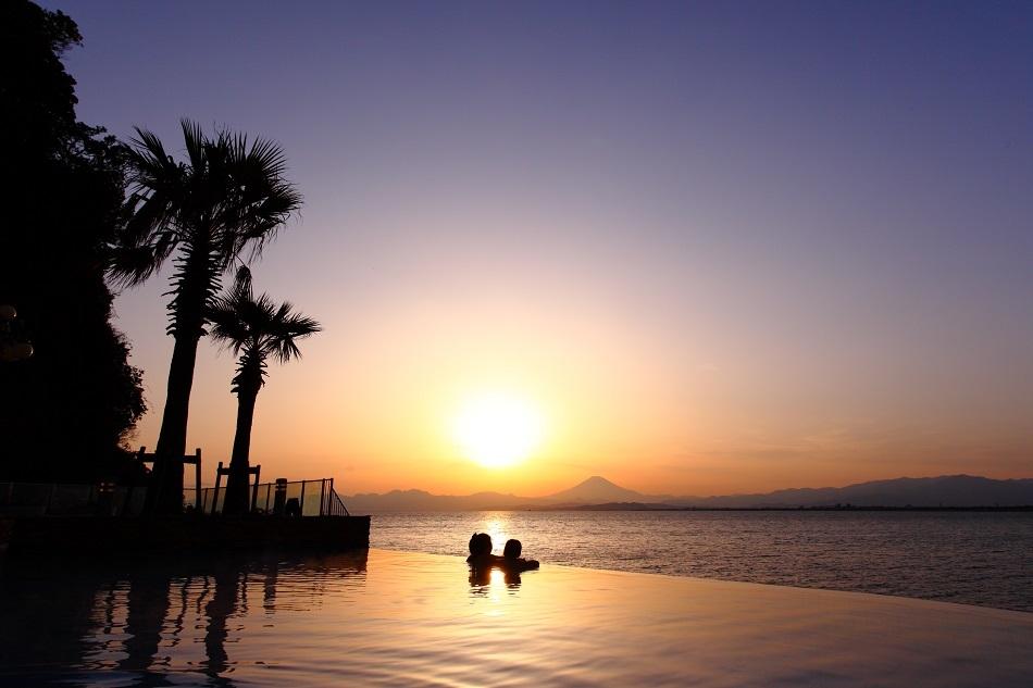Eno-spa: le Spa de l'île d'Enoshima