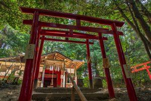 Le sanctuaire Tokikiri