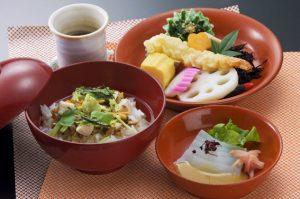 Le restaurant Saranoki Shōintei
