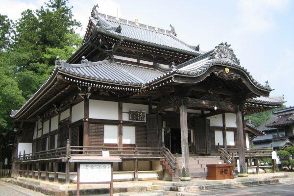 Le temple Tanjōji