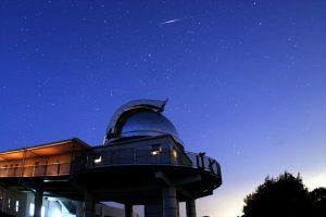 Observation des étoiles à Bisei