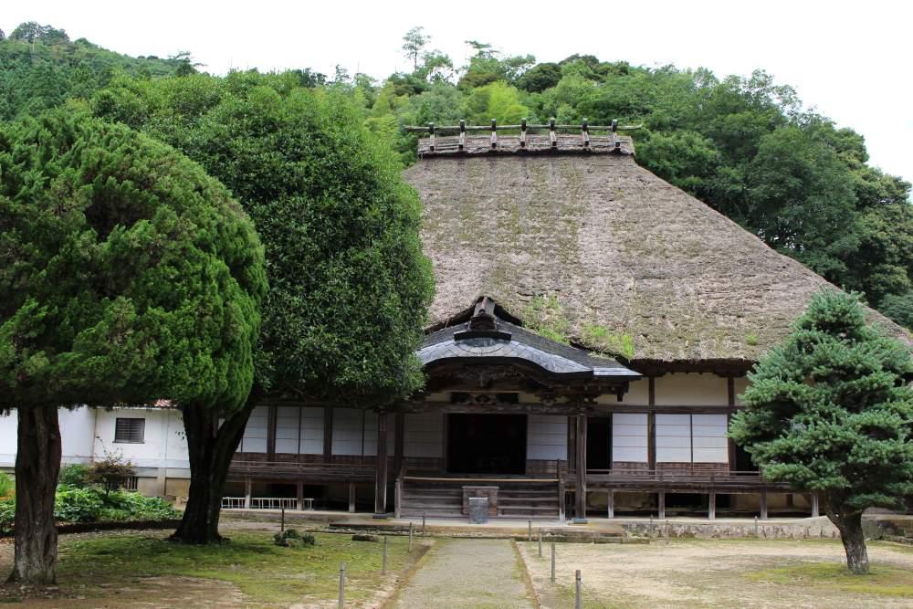 WA-SAKURA - Japon Voyage Tourisme Shimane Tsuwano Yōmeiji temple Kakuôzan extérieur nature montagne